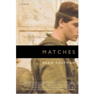 The book cover for Matches.