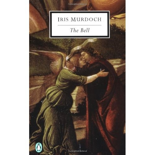 The book cover for Iris Murdoch's The Bell.