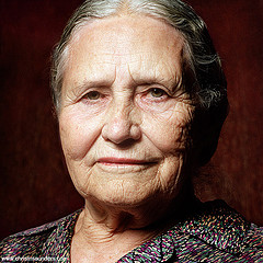 Writer Doris Lessing