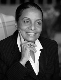 Elizabeth Nunez, author