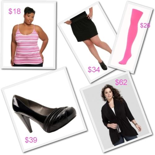 One Way to Wear Plus Size Leggings
