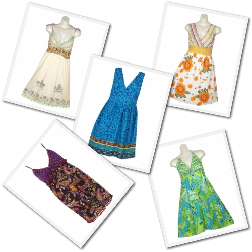 Plus Size Pattern Dresses from Alight