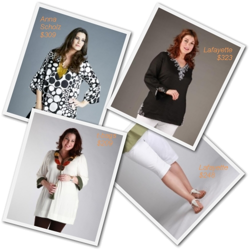 Plus Size Designer Clothing from La Grande Dame