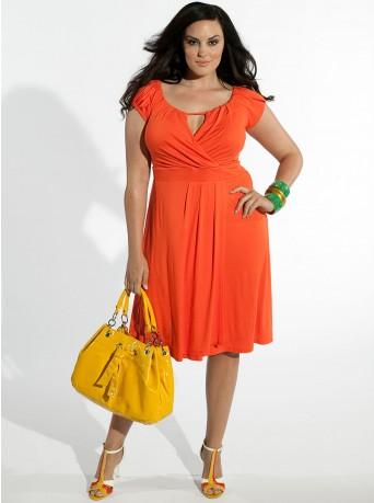 Plus Size Career Dress from Igigi
