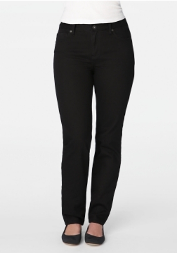 plus size black skinny jeans from Calvin Klein