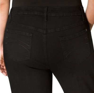 plus size Yoga jeans from Lola and Gigi
