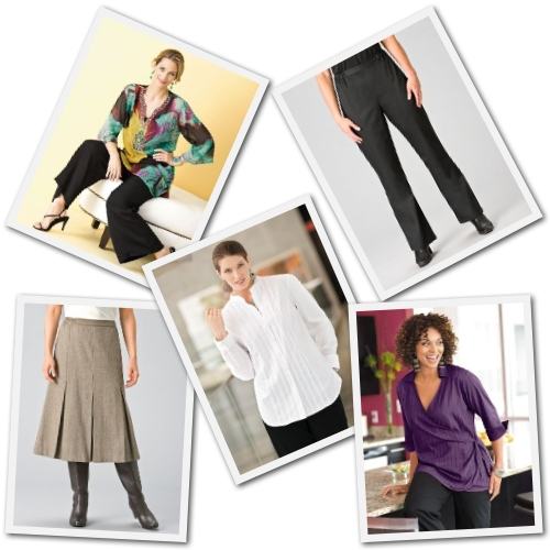 plus size clothing from Ulla Popken