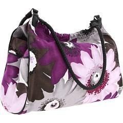 Brighton Bloomsberry Flower Print Handbag from Zappos