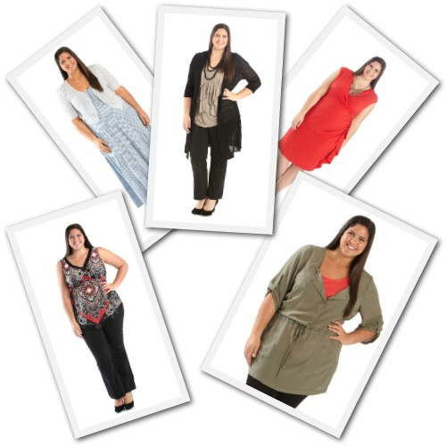 plus size clothing options from Autograph Fashion