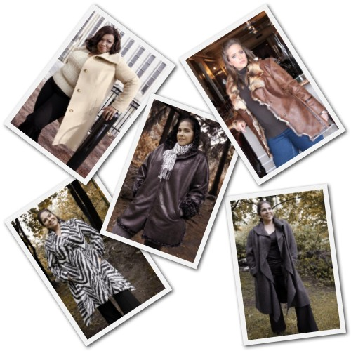 plus size outerwear for women