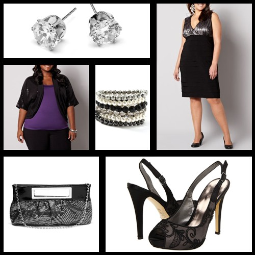 plus size holiday clothing from Penningtons