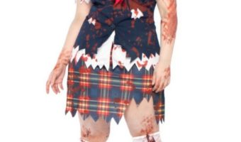 Plus Size Zombie Costumes