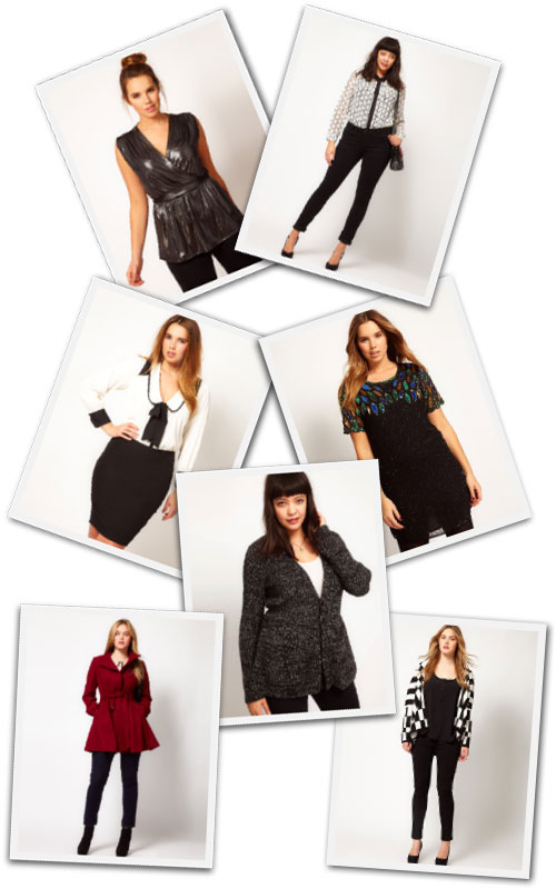 Plus size clothing sale picks from ASOS Curve.