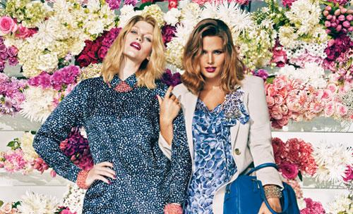 Plus size designer clothing from Marina Rinaldi.