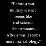 Rebecca West quote about war.