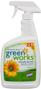 Green Works Bathroom Cleaner