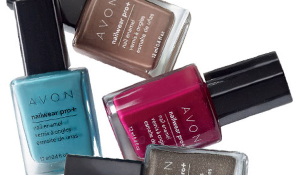 The best colors from Avon Nail Polish.