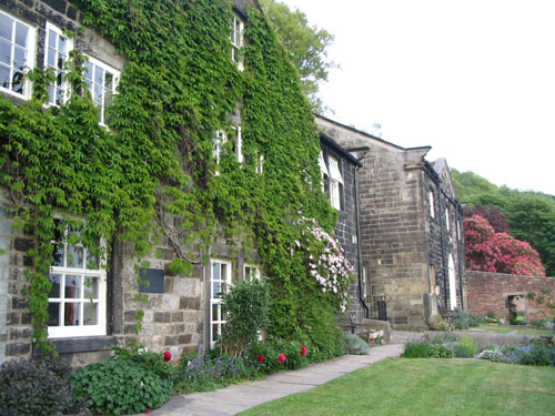 View of the Arvon facilities.