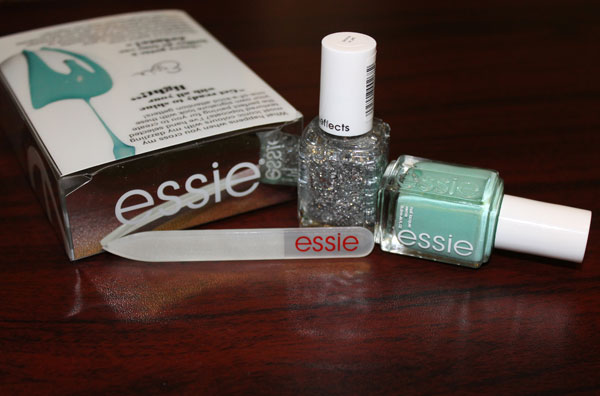 Essie Nail Polish Kit