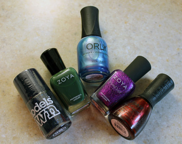 My Zoya and Orly nail polish haul from NPC.