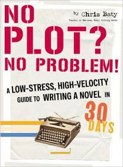 No Plot No Problem NaNoWriMo book review.
