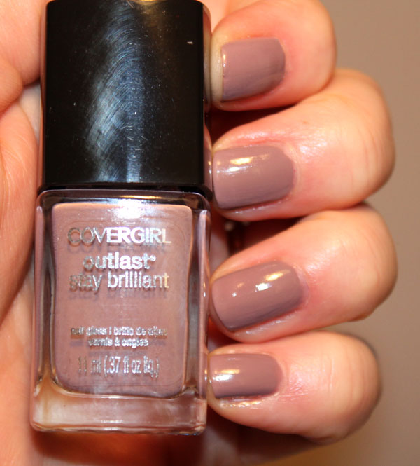I love to dabble in neutral colors like taupe nail polish.