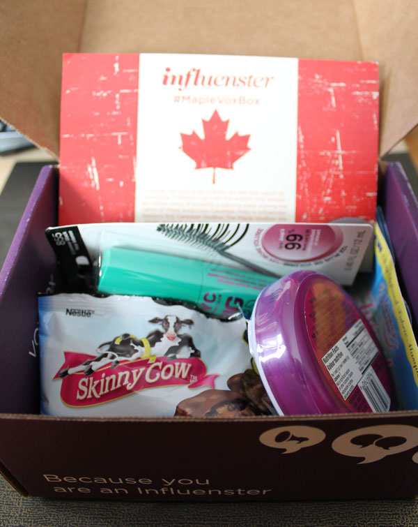 My first VoxBox with a Canadian slant.