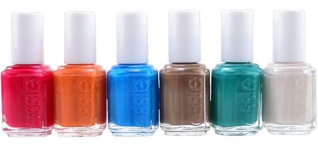 My Favorite Nail Polish Summer Collections.