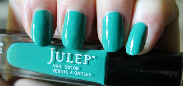 My review of the four nail polishes in Julep's Wizard of Oz collection.