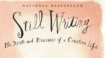 Heidi Hood's book review of Dani Shapiro's Still Writing.
