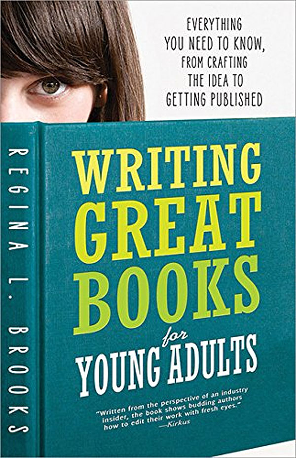 Writing Great Books for Young Adults book cover.