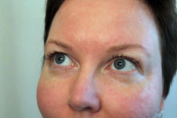 I do have two eyeballs.